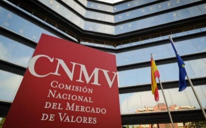 CNMV Comision Nacional del Mercado de Valores